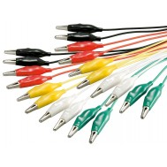 Kit Cavi Elettrici per Test Colorati - Oem - I-CS-CABLE