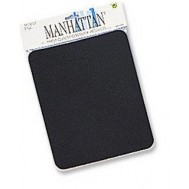 Tappetino Manhattan per Mouse, 6 mm, Nero - Manhattan - ICA-MP 11-BLAC