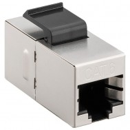 Accoppiatore RJ45 F/F STP Cat.6 Keystone - Intellinet - IWP-MD C6/S