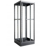 "Armadio Server Rack 19"" 800x800 42 Unita' Nero Open Frame - Intellinet - I-CASE EPX-428BK1"
