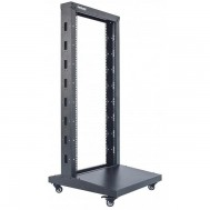 "Open Frame Rack 19"" 26U 2 Montanti - Intellinet - I-CASE OF-1026BK"
