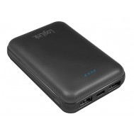 Power Bank 10000mAh 2x USB Nero - Logilink - I-CHARGE-10000B2PS