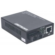 Media Converter Gigabit Ethernet Monomodale - Intellinet - I-ET SX-SCSM20