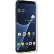 Vetro Protettivo CurvedGlass Nero per Samsung Galaxy S8 Plus - 3SIXT - I-SAM3S-GLASS-G8PBK