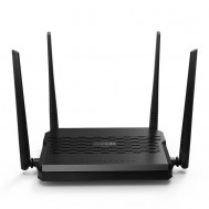 Modem Router ADSL2+  e router wireless 300Mbps - Tenda - I-WL-D305