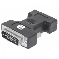 Adattatore Video Analogico DVI-I Maschio/VGA Femmina - Techly - IADAP DVI-8700T