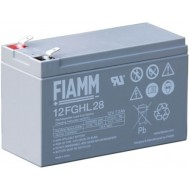 Batteria Piombo-Acido 12V 7,2Ah (Faston 6.3mm) - Fiamm - IC-12FGHL28