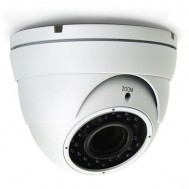 Telecamera Dome IP POE IR Varifocale 2MP da Soffitto IP66 - Avtech - IC-AVM2432T