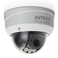 Telecamera Dome IP POE IR Varifocale 2MP da Soffitto IP66 AVM543  - Avtech - IC-AVM543
