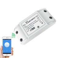 Interruttore Switch Smart Home 10A WiFi Universale, R4967 - Woox - IC-WO4967