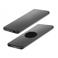 Power Bank 5000 mAh USB con Ventose Nero - Fontastic - ICFT-255236