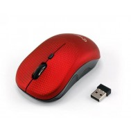 Mouse Wireless 1600dpi WM-106R Strawberry Rosso - Sbox - ICSB-WM106RE