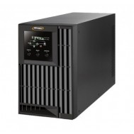 Gruppo di Continuità UPS E4 VALUE Display LED 1000VA On Line Doppia Conversione - Infosec - ICUE4VALUE1000