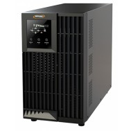 Gruppo di Continuità UPS E4 VALUE Display LED 3000VA On Line Doppia Conversione - Infosec - ICUE4VALUE3000