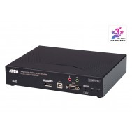 Trasmettitore KVM over IP 4K DisplayPort a display singolo con PoE - Aten - IDATA KE-9952T