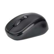 Mouse Dual-Mode Bluetooth e Wireless 2.4 GHz Nero - Manhattan - IM 179-BTW-B