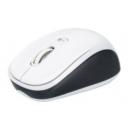 Mouse Dual-Mode Bluetooth e Wireless 2.4 GHz Bianco - Manhattan - IM 179-BTW-WB