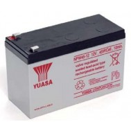 Batteria Piombo-Acido per UPS 12V 8,5Ah, NPW45-12 (Faston 250 6,30 mm) - Yuasa - IBT-PS-NPW45-12