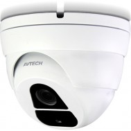 Telecamera CCTV IR Dome Quadribrid 5Mp IP66 - Avtech - IC-DGC5205T