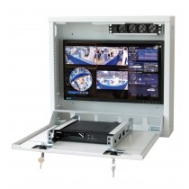 Accessori Armadio A Muro.Armadio A Muro Per Notebook Lim Dvr Armadi E Accessori Rack