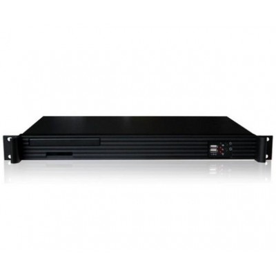 Chassis Rack 19''/Desktop 1U Ultra Compatto con Alimentatore - Techly - I-CASE IPC-130-0