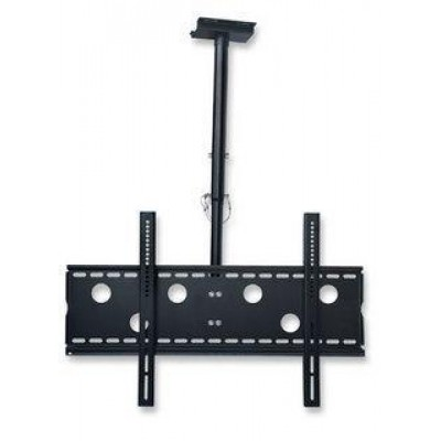 Supporto universale a soffitto per TV LED LCD 32-60'' inclinabile - Techly - ICA-CPLB 102B-1
