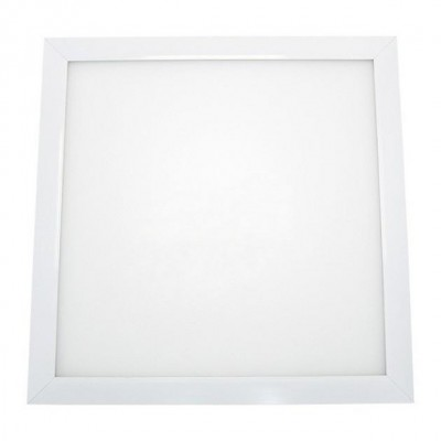 Pannello Luminoso a LED 30 x 30 cm 20W Bianco Caldo - Techly - I-LED-PAN-20W-WWA-1
