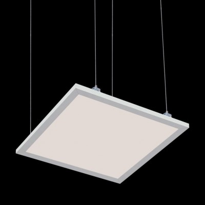 Pannello Luminoso a LED 30 x 30 cm 20W Bianco Caldo - Techly - I-LED-PAN-20W-WWA-3