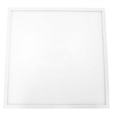 Pannello Luminoso a LED Plus 60x60cm 42W Bianco Caldo A+ - Techly - I-LED-P66-P342W-1