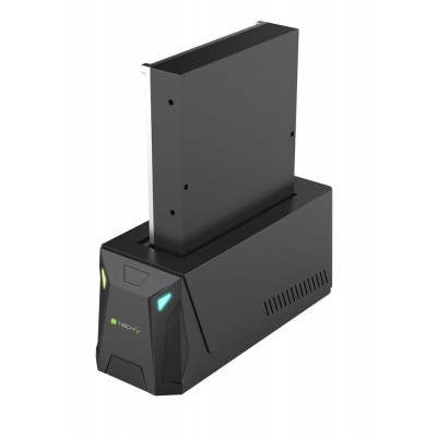 "Docking Station USB 3.0 per HDD SATA 2.5""/3.5"" Gaming - Techly Np - I-CASE SATA-TST51-1"
