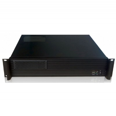 "Chassis Industriale Rack 19""/Desktop 2U Ultra-compatto  - Techly - I-CASE IPC-240L-1"