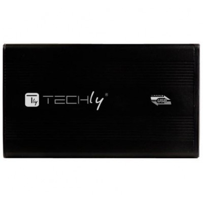 "Box esterno HDD/SSD SATA 2.5"" USB 3.0 - Techly - I-CASE SU3-25B-2"