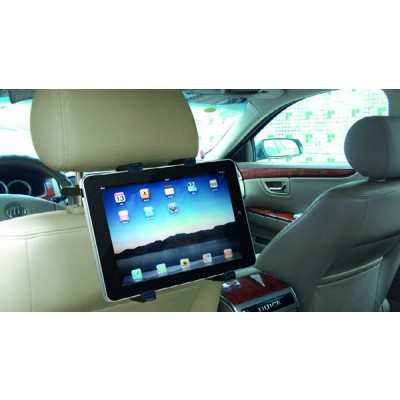 "Supporto universale da poggiatesta auto per Tablet 7-10.1"" - Techly - I-TABLET-CAR2-3"