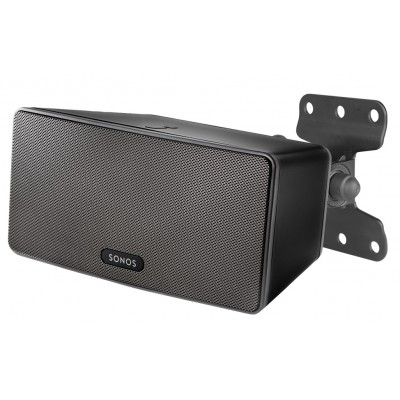 Supporto da Muro Regolabile per Diffusore Sonos Play 3 nero - Techly Np - ICA-SP SSWL03-1
