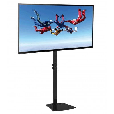 "Supporto da Pavimento Girevole con Staffa per TV LCD/LED/Plasma 32-70"" - Techly - ICA-TR12-4"