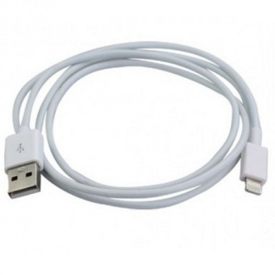 Cavo da Apple Lightning a USB 3m Bianco - Techly - ICOC APP-8WH3TY-2