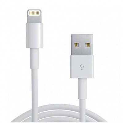 Cavo da Apple Lightning a USB 3m Bianco - Techly - ICOC APP-8WH3TY-4