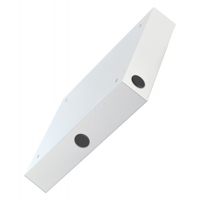 Box di Sicurezza per Notebook e Accessori per LIM Basic Bianco RAL 9016 - Techly Professional - ICRLIM04W2-2
