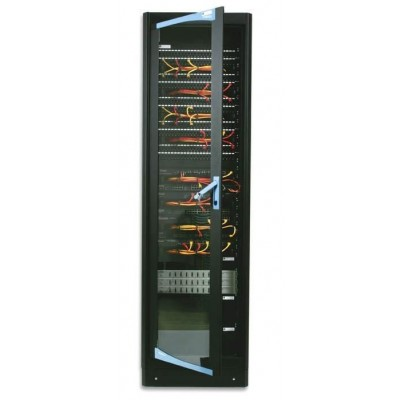 Network rack 19 - Techly Np - I-CASE 42-G-8T-1