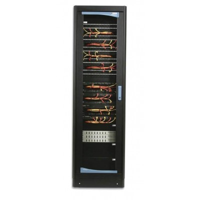 Network rack 19 -  - I-CASE 33-G-8TBL-2