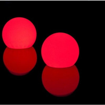 Lampada LED Multicolor da Arredo Ball Small - Techly - I-LED BALL-S-3