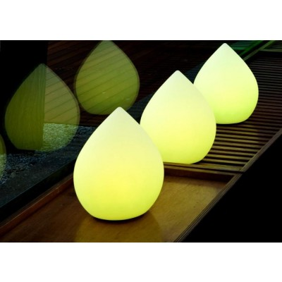 Lampada LED Multicolor da Arredo Cono - Techly - I-LED CONE-7