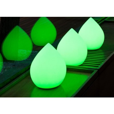 Lampada LED Multicolor da Arredo Cono - Techly - I-LED CONE-1