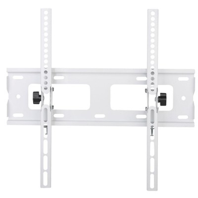 Supporto a Muro per TV LED LCD 23''-55'' Inclinabile Bianco - Techly - ICA-PLB 131MW-1