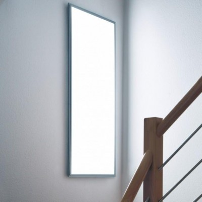 Pannello Luminoso a LED Flat 30x60cm 22W Bianco Neutro A+ - Techly - I-LED-P36-F422W-5