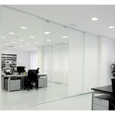 "Pannello Luminoso a LED Rotondo con Diametro 8"" 24W Bianco Neutro - Techly - I-LED-PAN-26W-NW8-5"