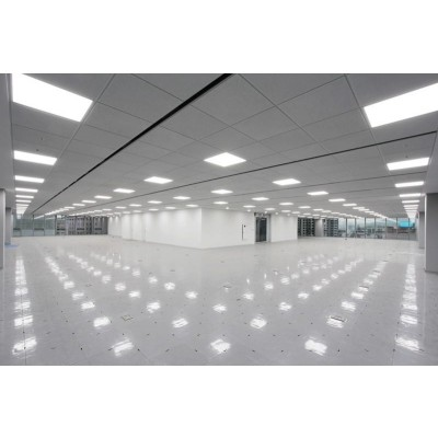 Kit 2 Pannelli Luminosi a LED Flat 60x60cm 42W Bianco Neutro A+ - Techly - I-LED-P66-F442W-6
