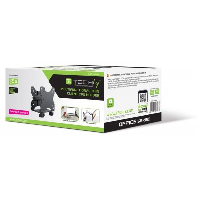 Supporto per CPU Thin Client - Techly - ICA-CS 64-1