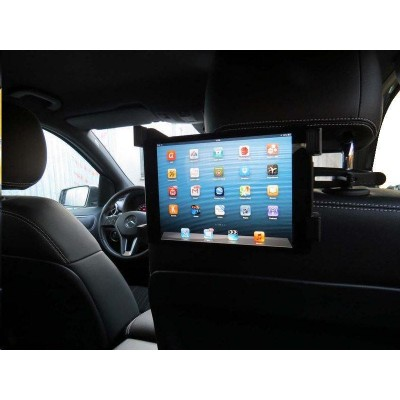 "Supporto universale da poggiatesta auto per Tablet 7-10.1"" - Techly - I-TABLET-CAR2-4"