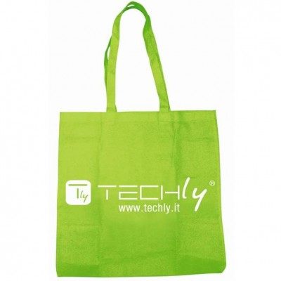 Borsa riutilizzabile Techly in TNT - Techly - I-TLY-SHOPPER-1